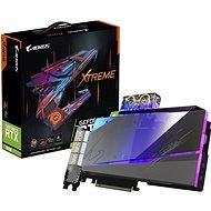 GIGABYTE AORUS GeForce RTX 3080 XTREME WATERFORCE WB 10G - Videokártya