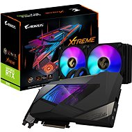 GIGABYTE AORUS GeForce RTX 3080 XTREME WATERFORCE 10G - Videokártya