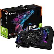 GIGABYTE AORUS GeForce RTX 3090 MASTER 24G - Videokártya