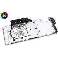 EK Water Blocks EK-Vector Radeon RX 5700/XT RGB - nikkel plexi - VGA vízhűtés