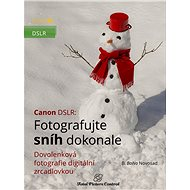 Elektronická kniha Canon DSLR: Fotografujte vodu dokonale