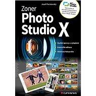 Elektronická kniha Zoner Photo Studio X