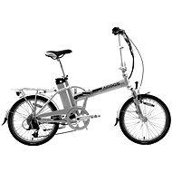 AGOGS SilverGo - Összecsukható elektromos kerékpár