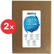 AlzaEco All in 1 12 az 1-ben (2 × 140 db) - Öko mosogatógép tabletták