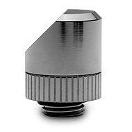 EK Water Blocks EK-Torque Angled 45-Degree - sötét nikkel - Fitting