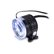 EK Water Blocks EK-XTOP Revo D5 RGB PWM - Plexi (incl. sleeved pump) - Vízhűtéses szivattyú