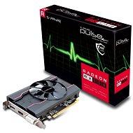 SAPPHIRE PULSE Radeon RX 550 4G OC - Videokártya
