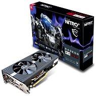 SAPPHIRE Radeon RX 580 OC 4G NITRO+ - Videokártya
