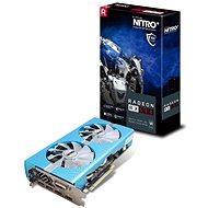 SAPPHIRE NITRO+ Radeon RX 580 Special Edition METAL BLUE - Videokártya