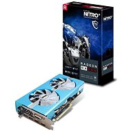 SAPPHIRE NITRO+ Radeon RX 580 Special Edition 8G - Videokártya