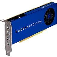 AMD Radeon Pro WX 3200 - Videokártya
