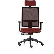 EMAGRA TAU, piros - Irodai szék