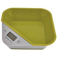 EMOS EV024 digitális konyhai mérleg zöld - Konyhai mérleg