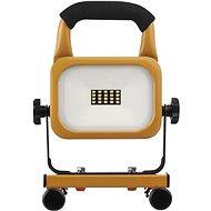 EMOS PROFI LED reflektor hordozható, 10 W CCD SMD hideg fehér