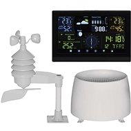 EMOS E6016 professzionális vezeték nélküli meteorológiai állomás, szélmérővel - Időjárás állomás