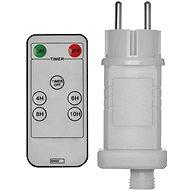 EMOS összekötő tápegység távirányítóval, akár 800 LED - Adapter