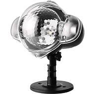EMOS LED dekoratív projektor - csillagok, kültéri - Karácsonyi vetítő