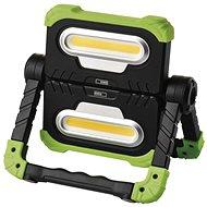 EMOS COB LED újratölthető reflektor munkaállomáshoz, P4536, 2000 lm, 8000 mAh - LED reflektor