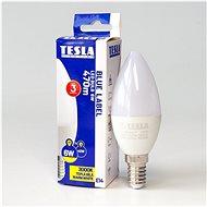 Tesla gyertya LED izzó E14 6W - LED izzó