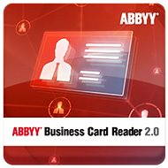 ABBYY Business Card Reader 2.0 for Windows (elektronikus licenc) - Szoftver