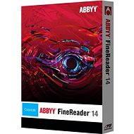 ABBYY FineReader 14 Corporate (elektronikus licenc) - OCR szoftver