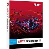 ABBYY FineReader 14 vállalati frissítés (elektronikus licenc) - OCR szoftver