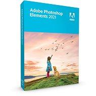 Adobe Photoshop Elements 2020 MP ENG (elektronikus licenc) - Grafikai szoftver