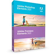 Adobe Photoshop Elements + Premiere Elements 2020 CZ (elektronická licence) - Elektronikus licensz