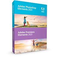 Adobe Photoshop Elements + Premiere Elements 2019 CZ (elektronická licence) - Elektronická licence