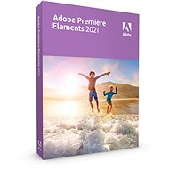 Adobe Premiere Elements 2019 MP ENG upgrade (elektronikus licenc) - Elektronikus licensz