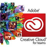 Adobe Creative Cloud for Teams MP ENG Commercial (1 month) - Electronic license