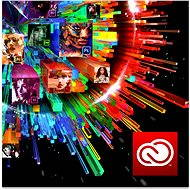 Adobe Creative Cloud for teams All Apps with Adobe Stock MP ML (incl. CZ) Commercial (12 months) (elec - Electronic license