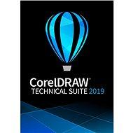 CorelDRAW Technical Suite előfizetés 1 éves használatra (elektronikus licenc) - Elektronikus licensz