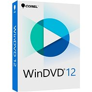 Corel WinDVD 12 Corportae Upgrade ML Single User (elektronikus licenc) - Videó szoftver