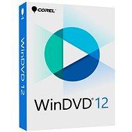 Corel WinDVD 12 Pro (elektronikus licenc) - Grafikai szoftver