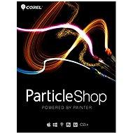 Corel ParticleShop vállalati licenc (elektronikus licenc) - Grafikai szoftver