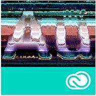 Adobe Audition Creative Cloud MP ENG Commercial (12 hónap) (elektronikus licenc) - Grafikai szoftver