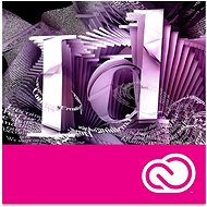 Adobe InDesign Creative Cloud MP ML (a CZ-vel együtt) Kereskedelmi megújítás (12 hónap- elektroniku - Grafikai szoftver