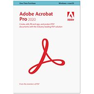 Acrobat Pro DC (12) ENG MP Upgrade of 10 and 11 COM Lic 1+ (200) - Electronic license