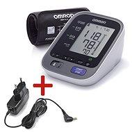 OMRON M7 vérnyomásmérő, Intelli IT Android/iOS Bluetooth kapcsolattal + PSU - Vérnyomásmérő
