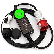 2-es típusú (Mennekes) / CEE (230V), 32A 5p - 5m - Hosszabbító