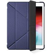"""EPICO FOLD FLIP CASE iPad 10.2""""- sötétkék - Tablet tok"""