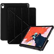 """Epico összecsukható flip tok iPad Air 10.9 """"(2020) - fekete"""