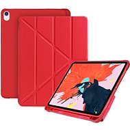 "Epico Fold flip tok iPad Air 10.9 ""(2020) - Piros"