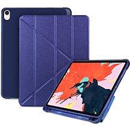 """Epico összecsukható flip tok iPad Air 10.9 """"(2020) - kék"""