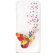 Epico Spring Butterfly Samsung Galaxy A3 (2017) készülékhez - Mobiltartó
