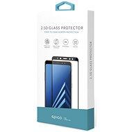 Epico Glass 2.5D Samsung J3 (2017) készülékhez - fekete - Képernyővédő