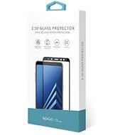 Epico Glass 2.5D Honor 10 Lite készülékhez fekete - Képernyővédő