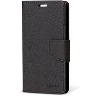Mobiltelefon tok Epico Flip Case Honor 10 Lite készülékhez fekete - Pouzdro na mobil