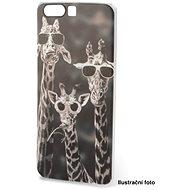 Epico Design Case iPhone X/Xs Giraffe - Mobiltelefon hátlap